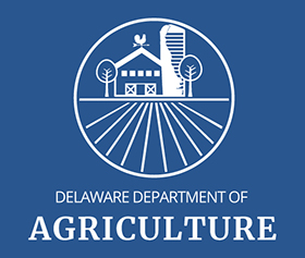 Image of the new logo design for the Delaware Department of Agriculture