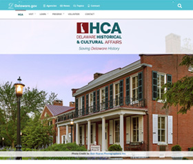 HCA - Delaware Historical and Cultural Affairs