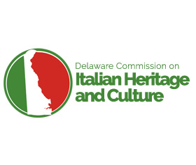 Image of the new Commission on Italian Heritage and Culture logo
