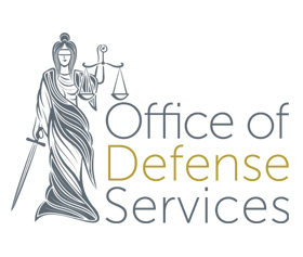 Image of the new Office of Defense Services Logo