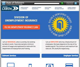 Division of Unemployment Insurance CLF3