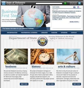 Department of State Common Look & Feel 3 Website  - Programs