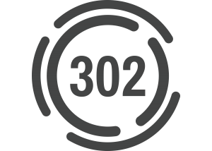 Image of the 302 logo