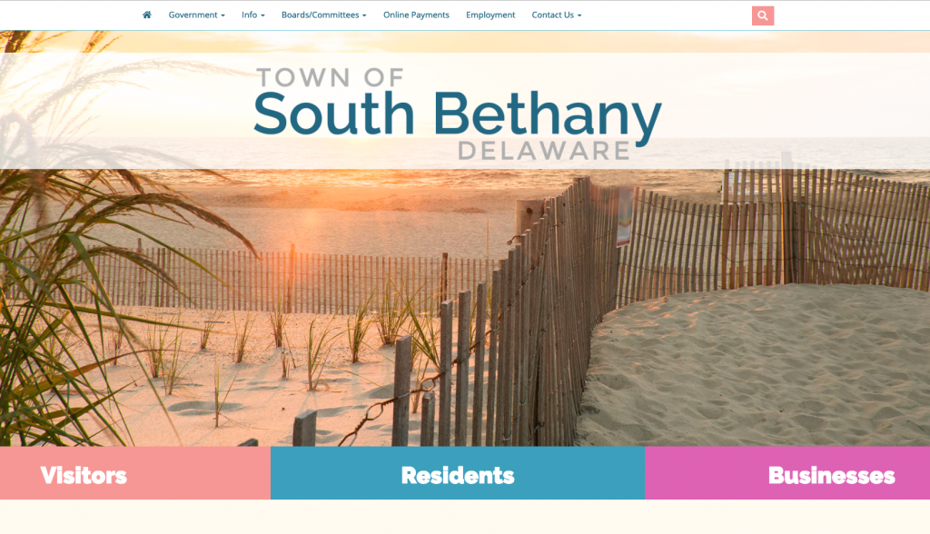 South Bethany home page