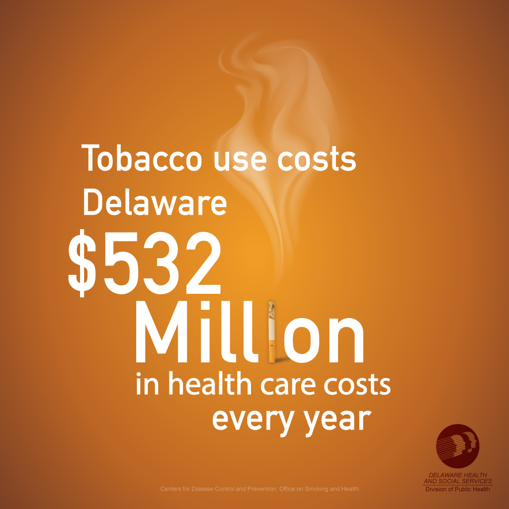 Image of a cigarette and Tobacco usage in a graphic