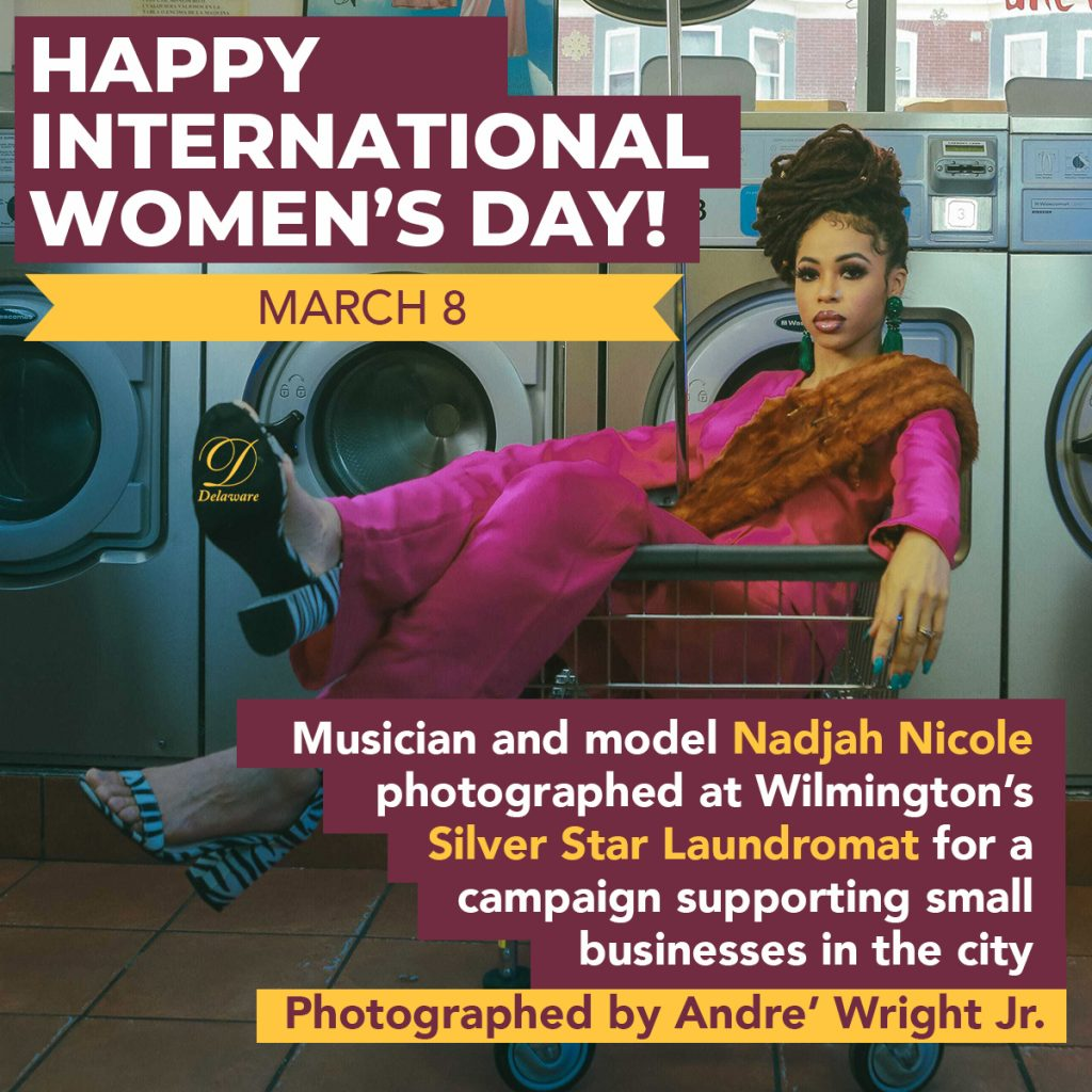 International Women's Day Social Graphic