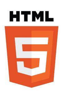 html5 shield logo